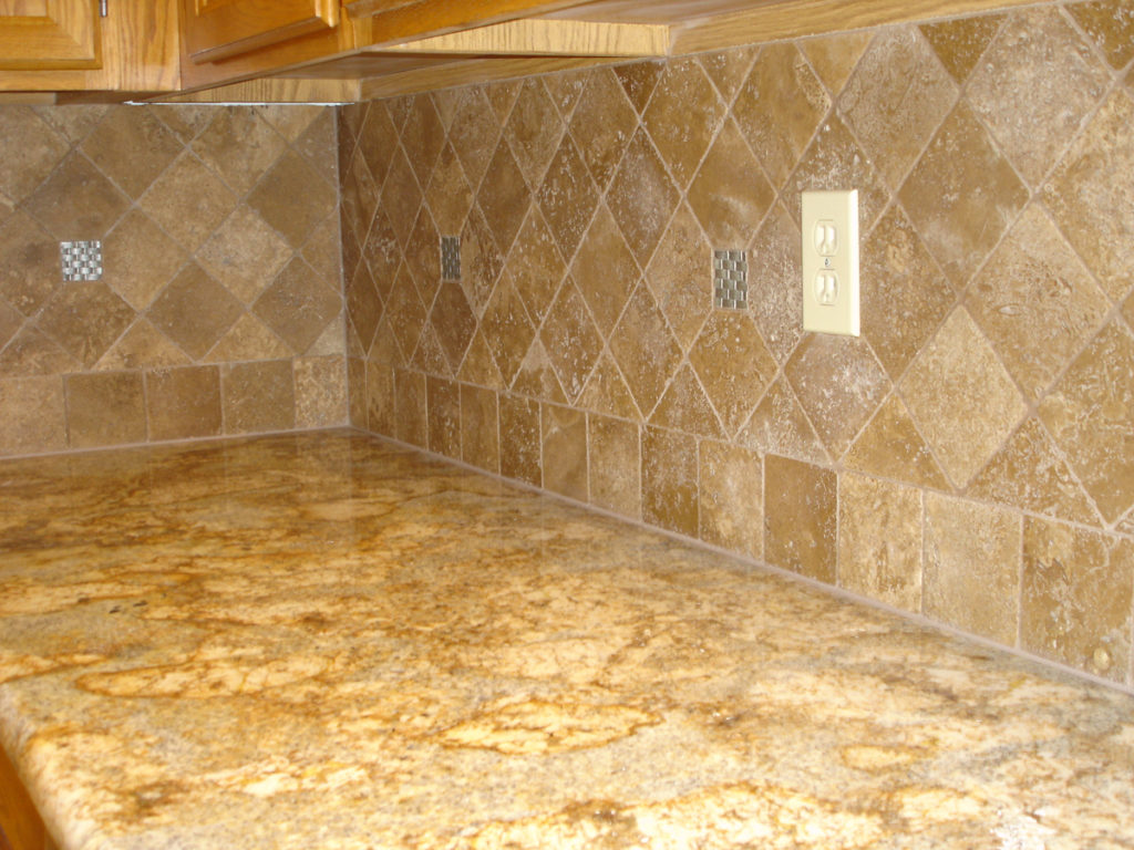 Travertine Stone Tile Installation Tucson Certified Tile