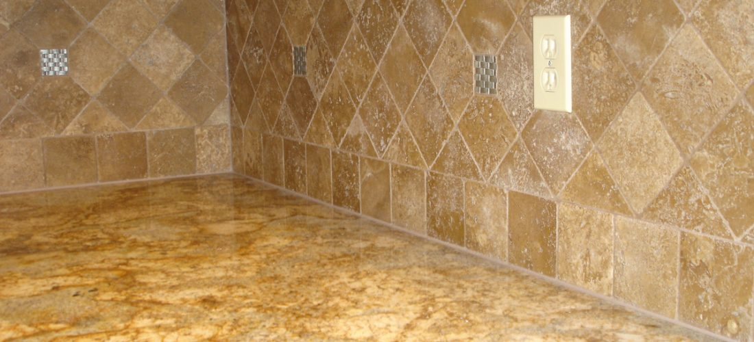 4x4-travertine-tile-diagonally,-kitchen-backsplash,-tucson