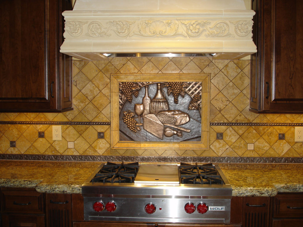 Kitchen tile installation tucson certified tile installer 520 bronze tile deco kitchen backsplash tucson dailygadgetfo Image collections