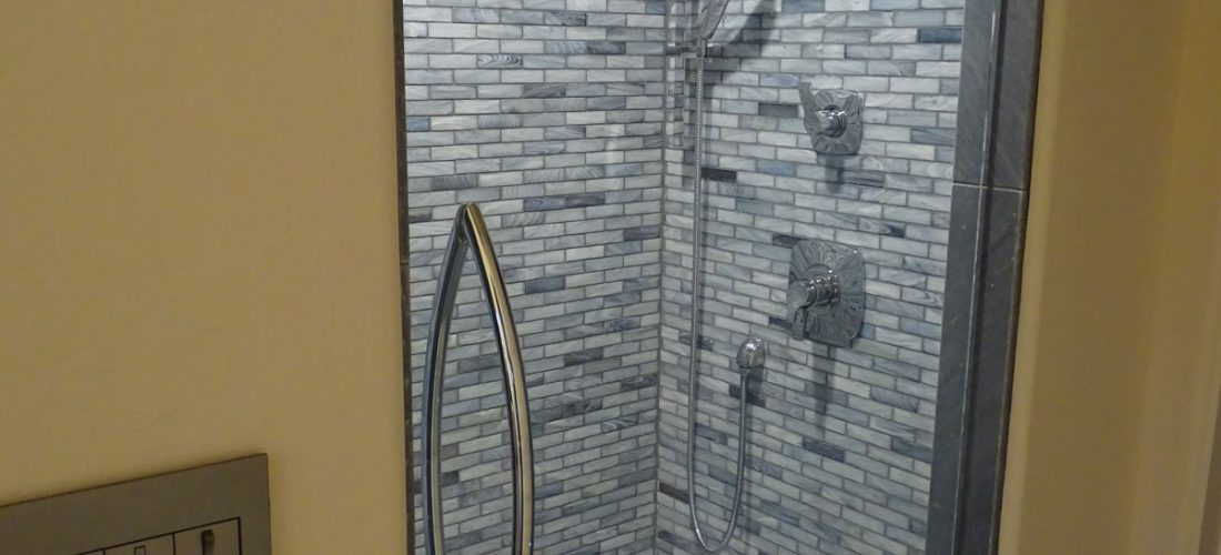 Glass-Tile-Shower,-Walsh-Residence,-Tucson