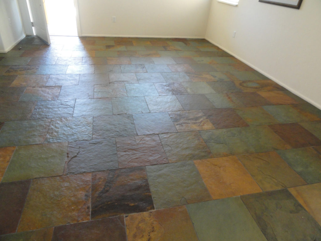 Slate Tile Installation Tucson Certified Tile Installer 520