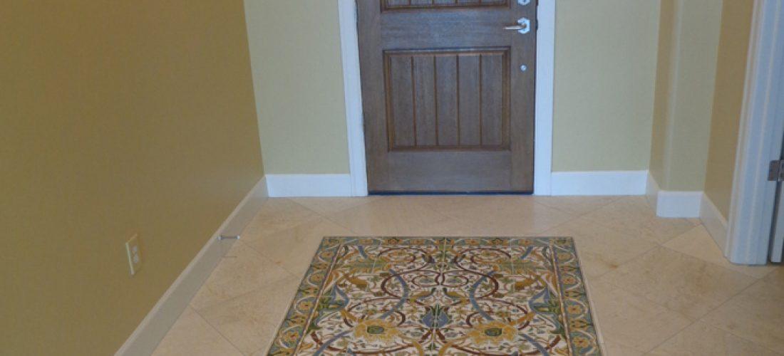 Tile-Entryway,-Stone-Impressions,-Tucson
