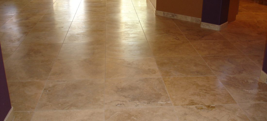 Travertine Stone Tile Installation Tucson Certified