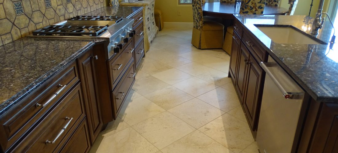 limestone-tile-kitchen-on-schluter-ditra,-stone-canyon,-tucson